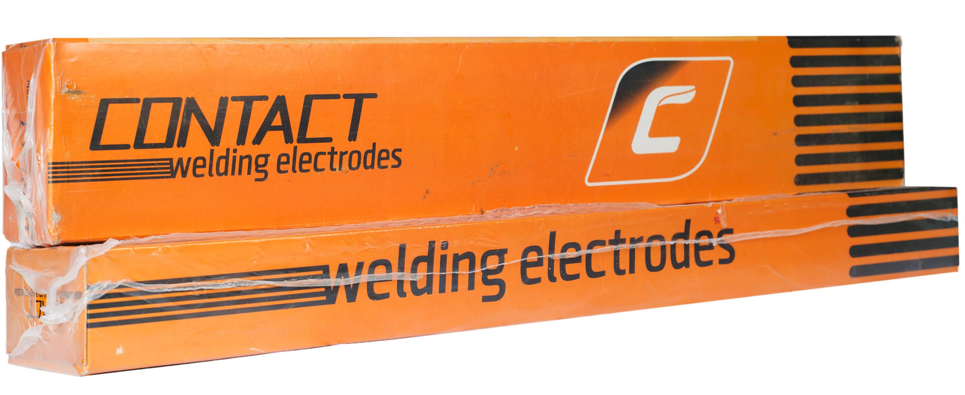TM CONTACT Электроды для сварки высоколегированных сталей